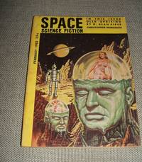 image of Space Science Fiction for February 1953 Volume 1 Number 4