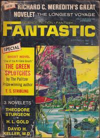 Fantastic, September 1967 (Volume 17, Number 1)