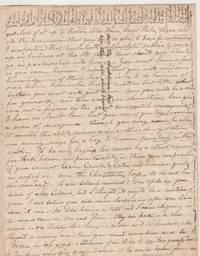 Handwritten, Crosswritten Letter from Family Members in Kittery Point, Maine to Sam, away at school.