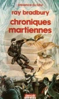 Chroniques martiennes by Ray Bradbury - Paperback - 1991 - from philippe arnaiz and Biblio.com