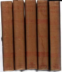 The Diary of Samuel Pepys with Selections from His Correspondence, and an Introduction to Each Volume: 10 Volumes in Five