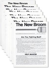 The New Broom: A Legislative Newsletter For Massachusetts Women - Vol.1, Nos.1-7 + Resource Leaflet No.1