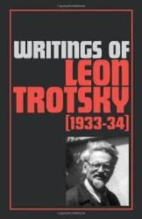 image of Writings of Leon Trotsky: 1933-34