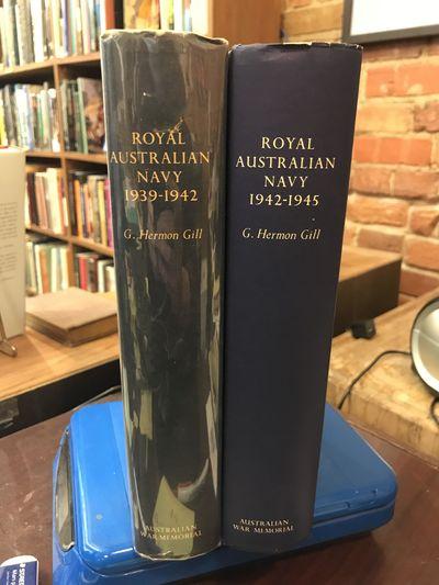 Australian War Memorial, 1968-01-01. Hardcover. Good/Good. 2 Volume set. Both dust jackets are wrapp...