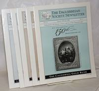 image of The Daguerreian Society Newsletter. Dedicated to the history, science, and art of the Daguerreotype. Vol. 10, Nos. 1 (January/February 1998), No. 6; Vol. 11, Nos. 1, 2, 4   [five unduplicated issues as a small lot]