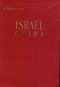 The Guide to Israel by  Zev Vilnay  - Hardcover  - Fifth Edition  - 1965  - from Bookshop Baltimore (SKU: 19478)
