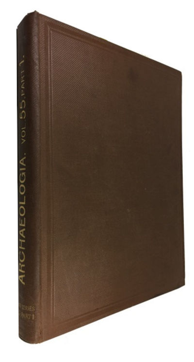 London: Nichols and Sons, 1896. Hardcover. Very Good. 2nd title-page, illustrations, a few large fol...