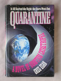Quarantine by  Greg Egan - First U.S. Hardcover Edition - 1995 - from Mind Electric Books and Biblio.com