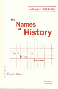 image of The Names of History: On the Poetics of Knowledge