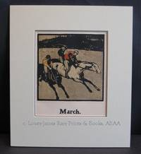 March: Racing