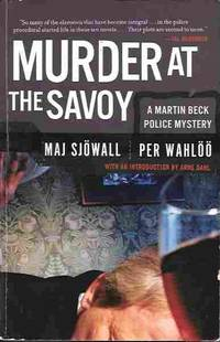 image of Murder at the Savoy (A Martin Beck Police Mystery #6)