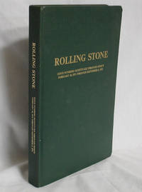 Rolling Stone (Feb. 18, 1971-Sept 2, 1971) Bound Issue with Jack Nicholson, Keith Richards, and Death of Jim Morrison