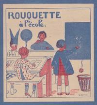 Les Poupèes a Habiller: Rouquette a L'Ecole