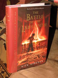 image of The Battle of the Labyrinth  - Signed
