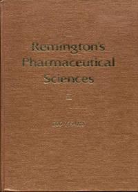 image of Remington's Pharmaceutical Sciences