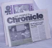 image of Gay People's Chronicle: Ohio's weekly newspaper for the Lesbian, Gay, Bisexual, Transgender community; vol. 20, #37,_vol. 21, #17, March 11_Oct. 21, 2005 [two issues]