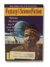 Fantasy & Science Fiction: November 1988