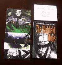 The Highfield Mole - Signed Hardcover + Bookmark + Postcards
