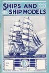 Ships and Ship Models. Volume 7. No 80. April 1938