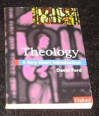 Theology by David Ford - Paperback - First Edition - 1999 - from Yare Books and Biblio.co.uk