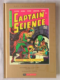 Captain Science: November 1950 to December 1951, Issues 1-7