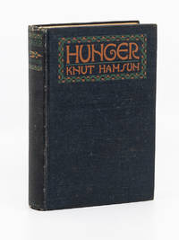 Hunger. Translated by George Egerton; With an Introdution by Edwin Bjorkman