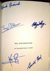 BILL & MOYA LEAR. AN UNFORGETTABLE FLIGHT