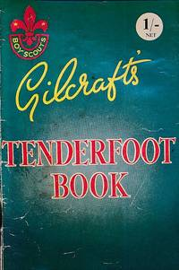 Gilcraft's Tenderfoot Book