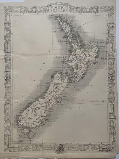 London: Tallis, John, 1851. unbound. RAPKIN, John. Map. Steel engravin. 14 x 10 1/4 inches, margins ...