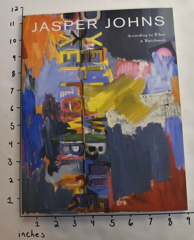 New York: Gagosian Gallery, 1992. Softcover. VG. Color-illustrated wraps with white lettering; Frenc...