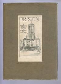 "Bristol, A Sketch Book, includes an ""Artist's Sketch Book"" bookmark"