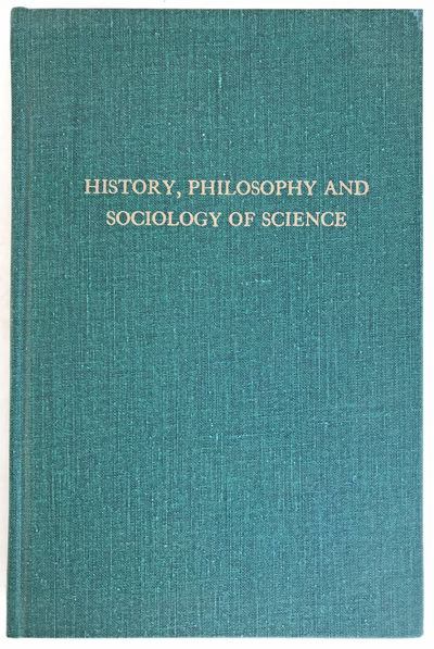 New York:: Arno Press, 1975., 1975. Series: History, Philosophy and Sociology of Science. Small 8vo....