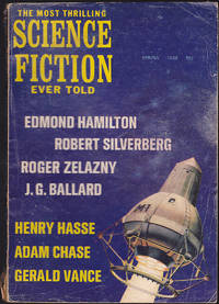 The Most Thrilling Science Fiction, Number 8, Spring 1968