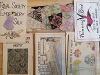 Student Helen Monigles  design portfolio/journal, with 84 designs representing typography, graphic design and illustrative work.