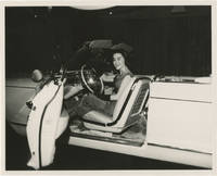 image of Archive of 31 photographs of the General Motors Motorama, 1961