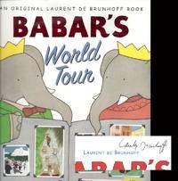 BABAR'S WORLD TOUR. Signed
