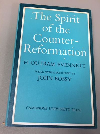 Cambridge University Press, 1968. Hardcover. Octavo, 158 pages; VG/VG; spine teal with black and whi...