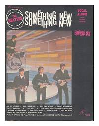 image of The Beatles: Something New. Vocal album with guitar chords [1964 with original photograph section]