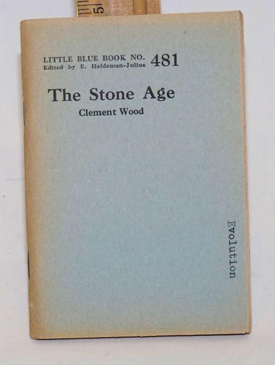 Girard, KS: Haldeman-Julius Publications, 1923. 64p., 5 x 3.5 inch stapled wraps,
