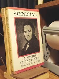 Stendhal: Memoirs of an Egotist