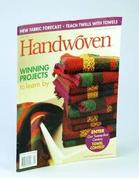 Handwoven (Hand Woven) Magazine, January (Jan.) / February (Feb.) 2006 - Teach Twills with Towels