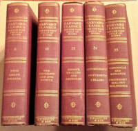 Harvard Classics 5 Volumes by Various - 1st Edition 2nd Printing - 1910 - from Vancouver Bookseller (SKU: 116)
