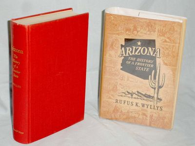 Phoenix, AZ (1950): Hobson & Herr. First Edition. Octavo. Signed by the author, 408pp., illustrated ...