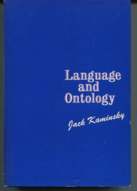 Language and Ontology.