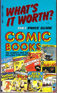 What's it Worth? 1983 Price Guide Comic Books