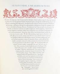 Flosculi Sententiarum: Printers Flowers Moralised