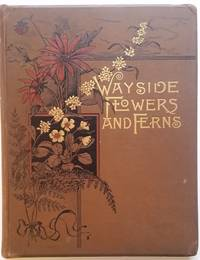 Wayside Flowers and Ferns.  From Original Water-Colo Drawings by Isaac Sprague.  Descriptive Text by the Rev. A. B. Hervey; With Selections by the Poets