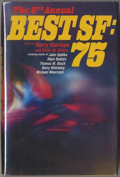Indianapolis: Bobbs-Merrill, 1976. Hardcover. Fine/Fine. First edition. Fine in a fine dustwrapper. ...
