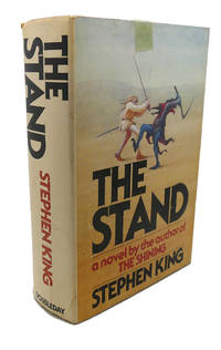 THE STAND by Stephen King - Hardcover - 1978 - from Rare Book Cellar and Biblio.com