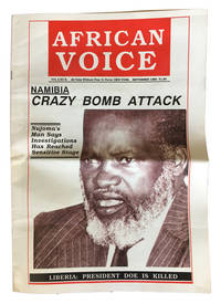 The African Voice. Vol. 2 No. 8 (September 1990)